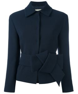 L' Autre Chose | Lautre Chose Belted Jacket 44 Viscose/Virgin Wool