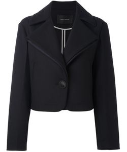 Cedric Charlier | Cédric Charlier Wide Lapel Blazer 38 Polyester/Acetate/Rayon/Other Fibers