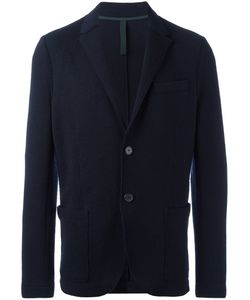 Harris Wharf London | Buttoned Knit Blazer 54 Virgin