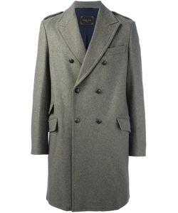 PALTÒ | Paltò Double Breasted Coat 50 Cotton/Polyamide/Polyester/Virgin Wool