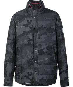 Moncler Gamme Bleu | Camouflage Print Jacket 2 Cupro/Wool