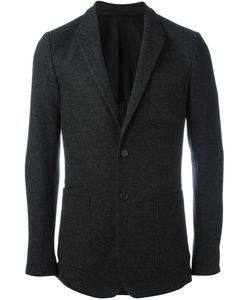 Ami Alexandre Mattiussi | Patch Pocket Blazer 50 Cotton/Polyester/Wool