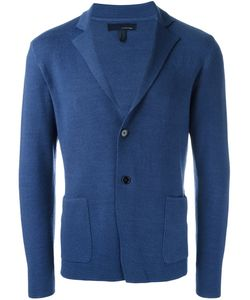 Lardini | Woven Single Breasted Blazer 52 Wool