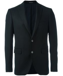 Dinner | Two Button Blazer 52 Cupro/Virgin Wool