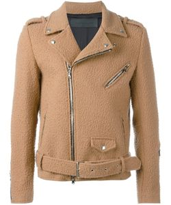 ROUTE DES GARDEN | Biker Jacket 52 Viscose/Wool