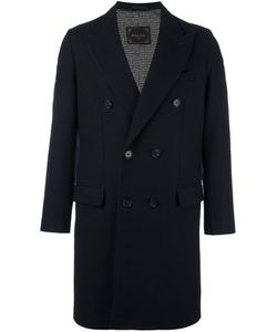 PALTÒ | Paltò Double Breasted Coat 46 Cotton/Nylon/Polyester/Wool