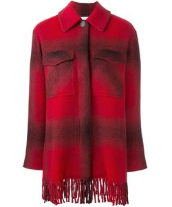 T By Alexander Wang | Checked Shirt Coat 4