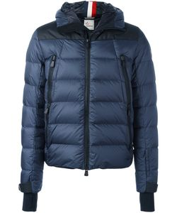 Moncler Grenoble | Zipped Padded Jacket 6 Feather Down/Nylon/Polyamide/Polyester