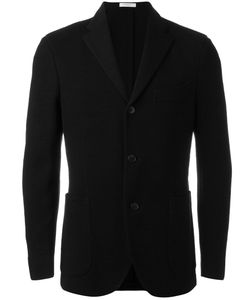 Boglioli | Patch Pockets Blazer 50 Acetate/Cupro/Virgin Wool
