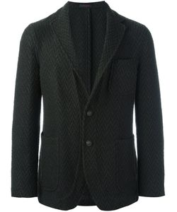 The GIGI | Angie Buttoned Blazer 52 Cotton/Nylon/Virgin Wool