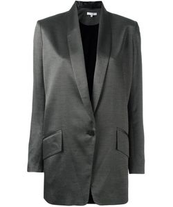 Iro | Shawl Lapel Blazer 34 Cotton/Spandex/Elastane/Viscose/Wool