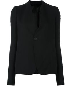 Rick Owens | Plinth Blazer 42 Cotton/Cupro/Virgin Wool