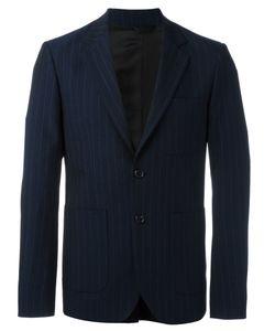 Raf Simons | Pinstripe Blazer 44 Wool