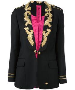 La Condesa | Smoking Comandante Jacket 38 Polyester/Viscose/Virgin Wool