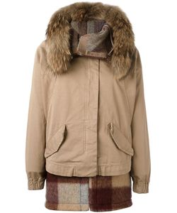 Erika Cavallini | Internal Layer Parka 42 Cotton/Acrylic/Polyester/Virgin Wool