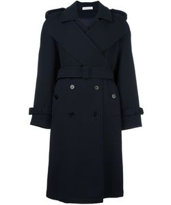 J.W. Anderson | J.W.Anderson Wide Collar Trench Coat Small Polyamide/Viscose/Wool