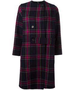NUMEROOTTO   Quadri Coat 40 Wool
