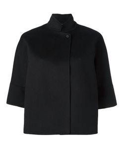 NUMEROOTTO | Shortsleeved Boxy Jacket 40 Cashmere/Wool/Cashgora