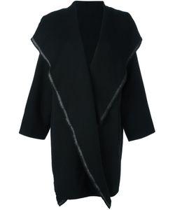 DUSAN | Oversized Coat Cashmere