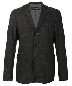 Dsquared2 | Paris Jacket 48 Polyamide/Polyester/Spandex/Elastane/Virgin Wool