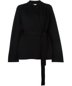 Helmut Lang | Belted Blazer Xs Silk/Wool