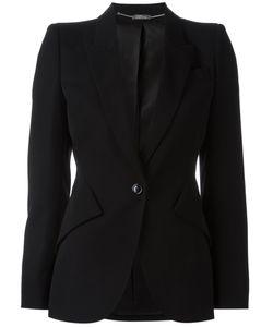 Alexander McQueen | Tailored Blazer 40 Cupro/Wool