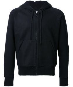 Ami Alexandre Mattiussi | Zipped Hoodie Xs Cotton/Wool