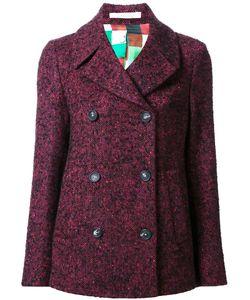 Massimo Alba | Double Breasted Blazer Large Polyamide/Wool