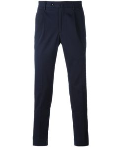 Incotex | Tailored Trousers 54 Cotton