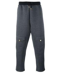 Astrid Andersen | Knee Pockets Track Pants Large Nylon/Polyester/Spandex/Elastane