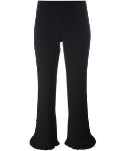 L' Autre Chose   Lautre Chose Cropped Trousers 44 Virgin Wool