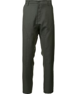 OAMC | Panelled Trousers 32 Polyester/Cupro/Virgin Wool