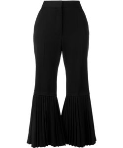 Stella Mccartney | Strong Lines Trousers 46 Wool