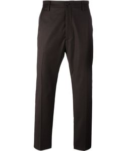 Pence | Front Pleat Trousers 50 Virgin Wool
