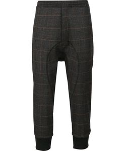 Neil Barrett | Cropped Trousers 46 Cotton/Nylon/Polyamide/Wool