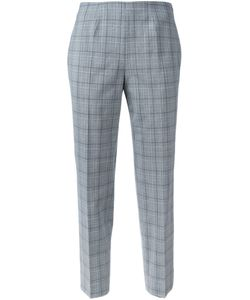 Piazza Sempione | Checked Trousers 44 Polyamide/Spandex/Elastane/Virgin Wool/Other Fibers