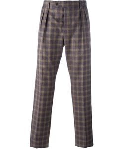 AL DUCA D'AOSTA | 1902 Checked Tailored Trousers 50
