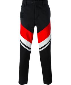 Ktz | Striped Trousers Large Cotton
