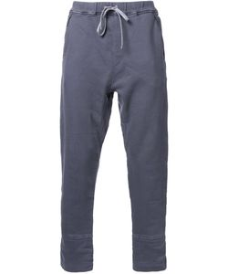 Meanswhile | Sweat Rib Trousers Medium Cotton/Polyester/Polyurethane