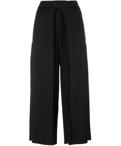 DKNY | Pleated Front Culottes 4 Spandex/Elastane/Viscose/Wool