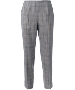 Piazza Sempione | Checked Trousers 46 Polyamide/Spandex/Elastane/Virgin Wool/Other Fibers