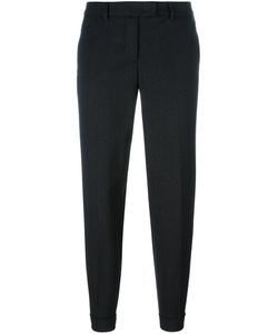 Alberto Biani | Tapered Trousers 48 Spandex/Elastane/Virgin Wool