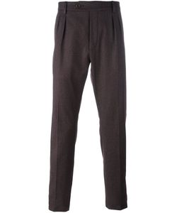 AL DUCA D'AOSTA | 1902 Tapered Pleat Detail Trousers 46