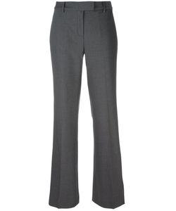 Michael Michael Kors | Flared Trousers 4 Spandex/Elastane/Wool