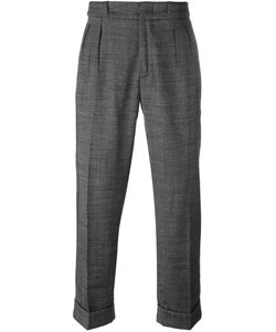 Pence | Front Pleat Trousers 50 Spandex/Elastane/Viscose/Virgin Wool