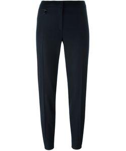 Fay | Pleated Tapered Trousers 42 Spandex/Elastane/Virgin Wool