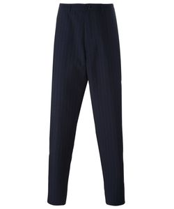 Raf Simons | Pinstripe Trousers 46 Virgin Wool