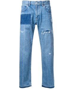 Hbns   Hard Used Uncle Jeans Large Cotton