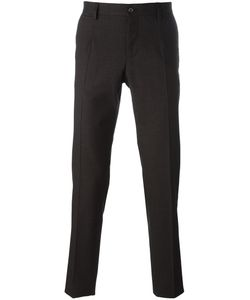 Dolce & Gabbana | Tailored Trousers 48 Cotton/Spandex/Elastane/Virgin Wool