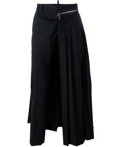 Dsquared2 | Punk Pleated Trousers 50 Spandex/Elastane/Virgin Wool